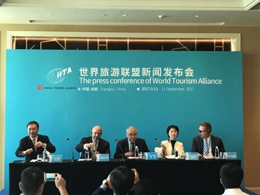 世界旅游联盟成立:受全球旅游业界积极评价