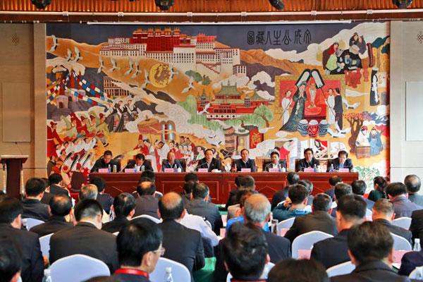 国家旅游局:全国旅游援藏工作会议在林芝召开