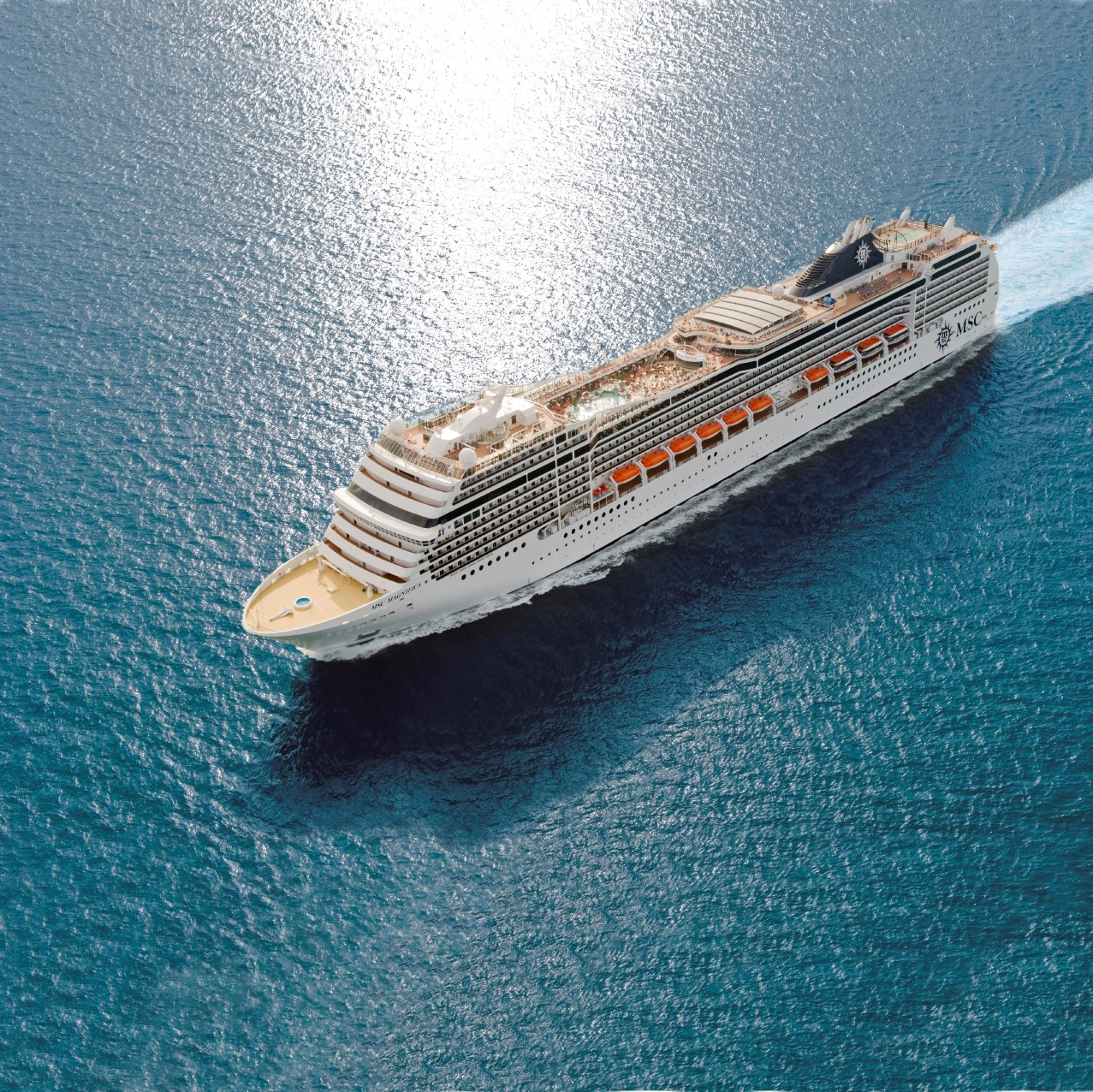 MSC邮轮:116天环球邮轮航线探索新世界