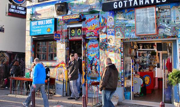 阿姆斯特丹:将禁止再开任何针对游客的商店