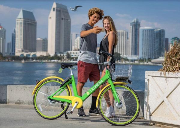 共享单车:LimeBike获5000万美元B轮融资