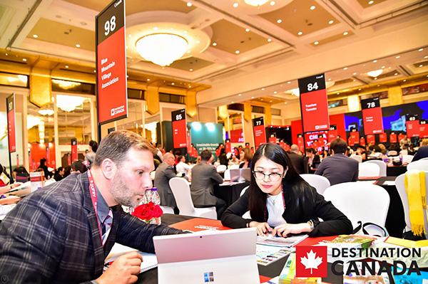 加拿大:举办亚太旅游交流会 同业寻合作机遇