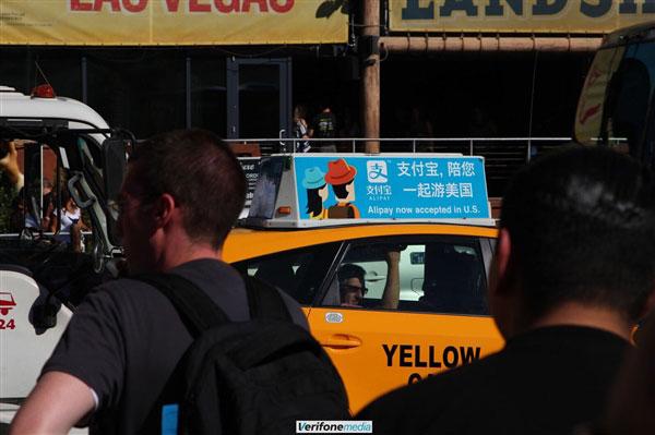 纽约:为吸引中国游客 80%出租车接入支付宝