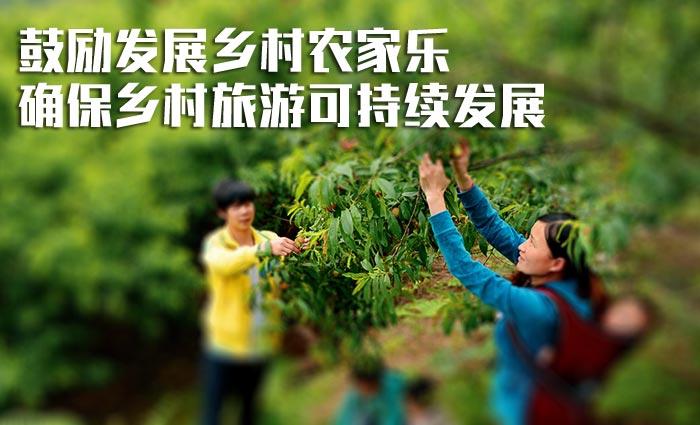 习近平:鼓励农家乐 确保乡村旅游可持续发展
