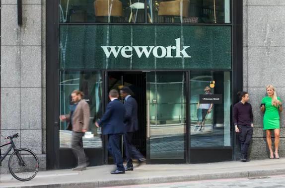 软银:欲以150到200亿美元购WeWork多数股权