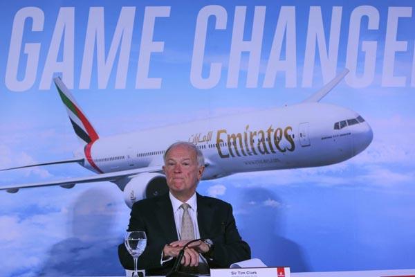 阿联酋航空:否认头等舱需求减少 正升级配置