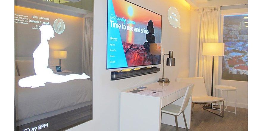 万豪:推智能客房实验室 酒店将拥抱物联网?