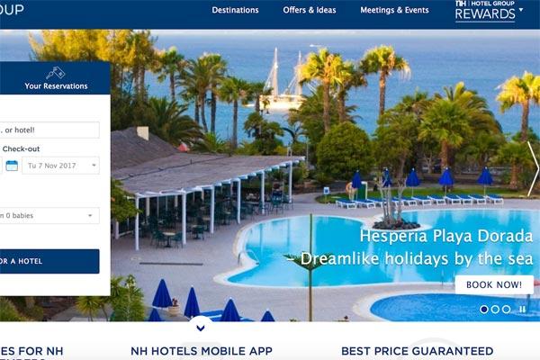 海航:或将出售西班牙NH酒店集团29.5%股权