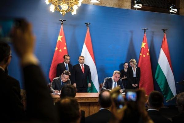 携程:与匈牙利旅游局战略合作开拓中东欧市场