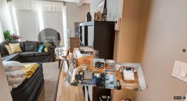 Airbnb:考虑引入VR和AR技术 让租客预览房间