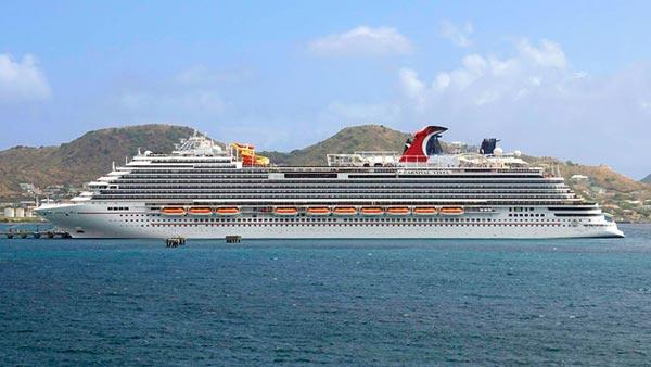 嘉年华:Vista级Carnival Panorama号将亮相