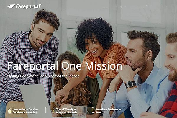 Sabre:与Fareportal重新建立长期合作关系