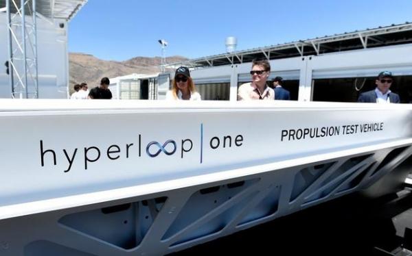 维珍Hyperloop One:超级高铁融资1.72亿美元