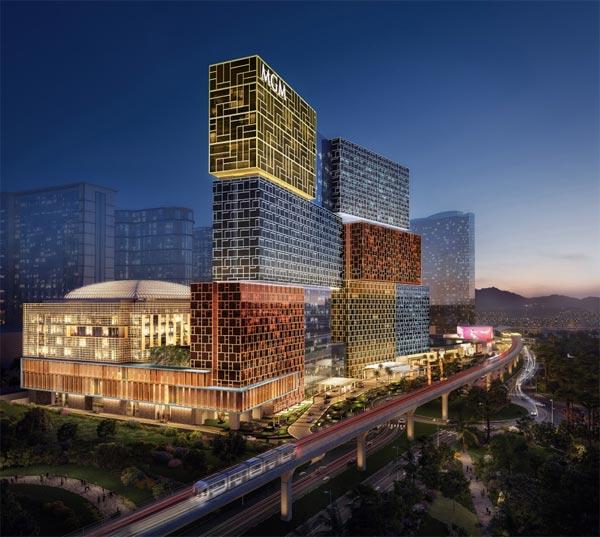 美高梅:加大在华投资 34亿美元打造单体酒店
