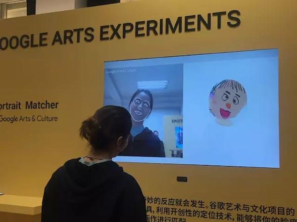 谷歌:利用VR和AR技术与故宫合办快闪实验室