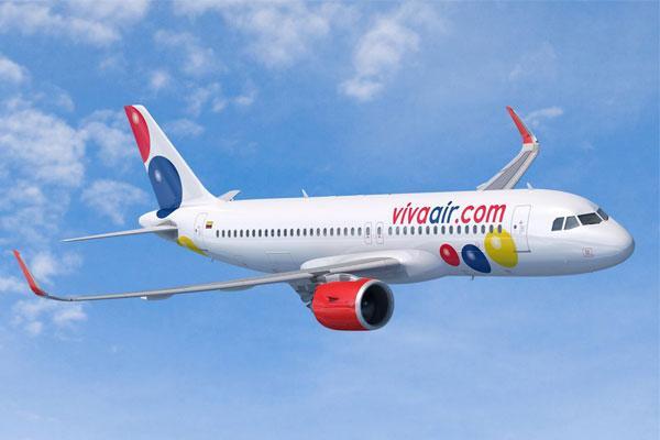 Viva Air:新购入空中客车50架A320系列飞机