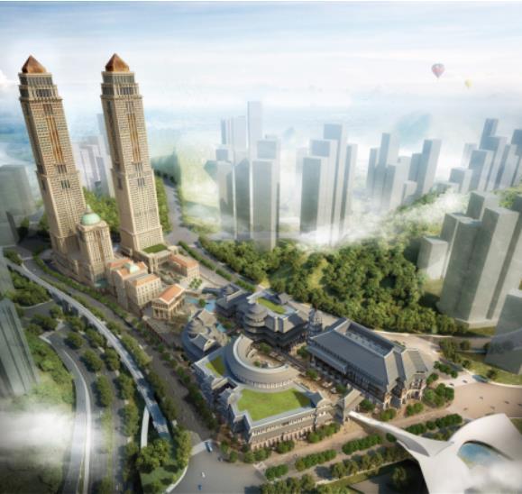 花果园贵阳街:贵州首个城市中心文旅商综合体