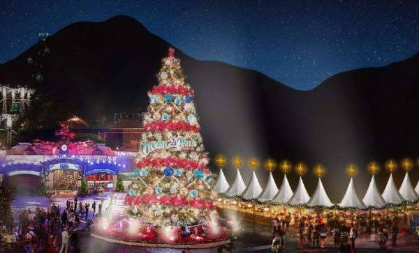 香港海洋公园:圣诞呈献全港首个VR过山车