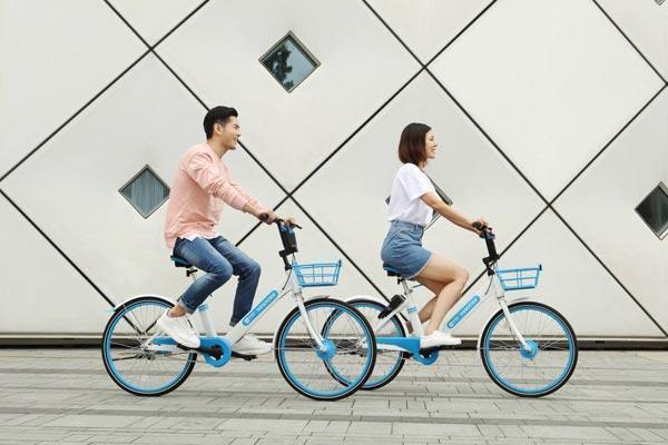 共享单车:为什么哈罗逆袭了 而不是酷骑或小蓝