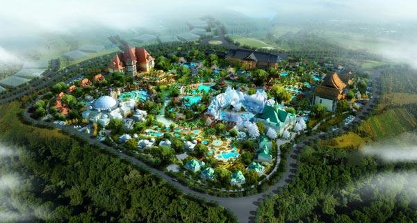 恒大酒店集团:布局潜力巨大的温泉度假市场