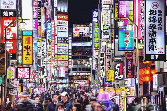 日本:对华发放签证450万 个人签首次超过团体