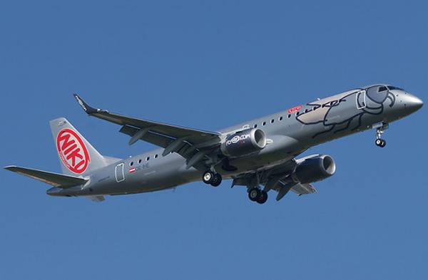 国际航空集团:2000万欧收购奥地利Niki航空