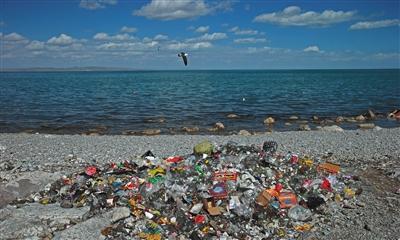 青海湖保护区:违规开发旅游问题依然突出