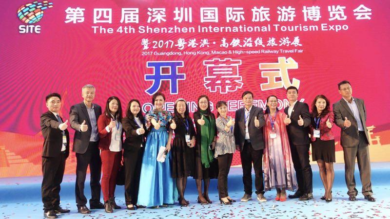 深圳旅游展:12月1日成功开幕 400+旅企助力