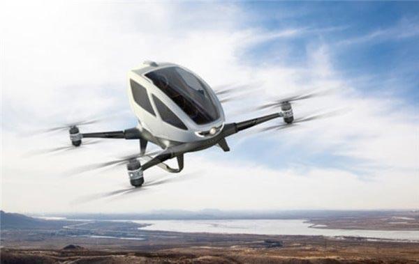 """日本优步公司:拟2025年推出""""空中飞行出租车"""""""
