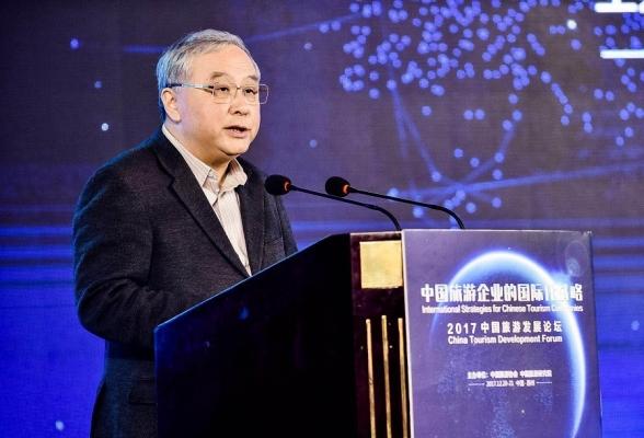 段强:2017 中国旅游行业发展的回顾与展望