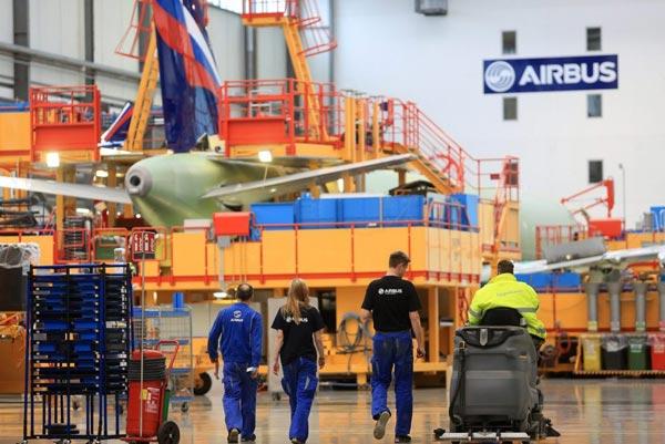 空客:2周内售出705架飞机背后的棘手问题