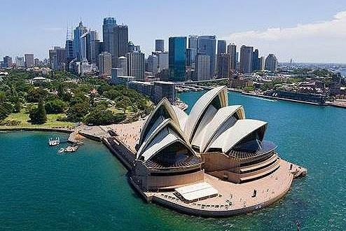 澳大利亚:去年中国游客数达140万 增长5.5%