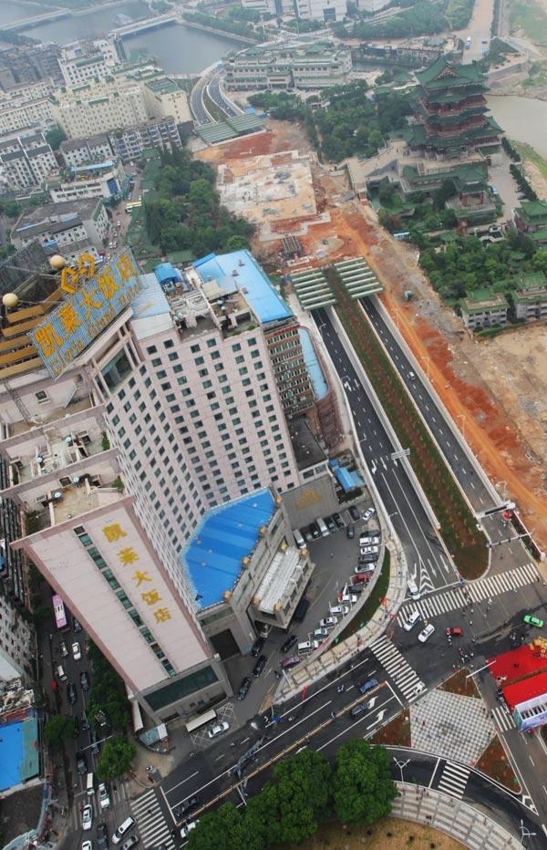 南昌:凯莱大饭店和消失在记忆中的老牌宾馆们