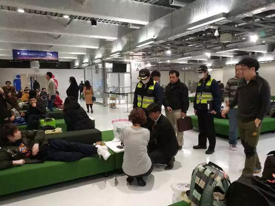 国家局:高度关注东京成田机场航班延误事件