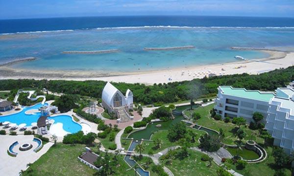 外国游客猛增:日本冲绳等地酒店建设潮兴起