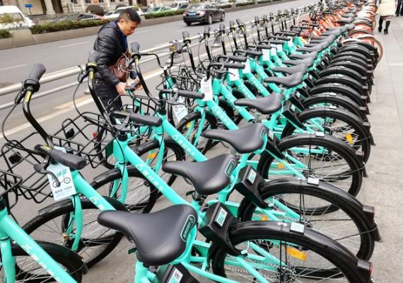 滴滴:整合单车和电单车业务 成立两轮车事业部