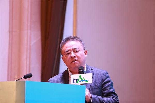黄江宏:景区未来与保险有很大的关联性
