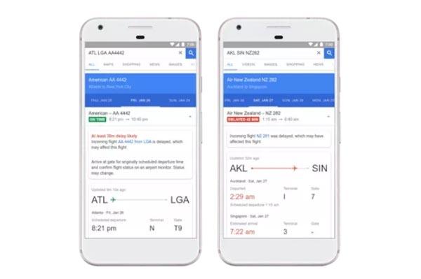 谷歌:人工智能预测航班延误并告知具体原因
