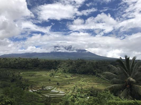 巴厘岛:火山喷发后如何重拾对旅游业的信心?