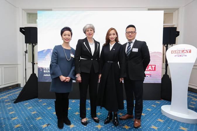 英国旅游局:全新推广项目欲吸引更多中国游客