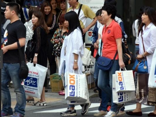 中国游客出境游:带来了移动支付与商业竞争