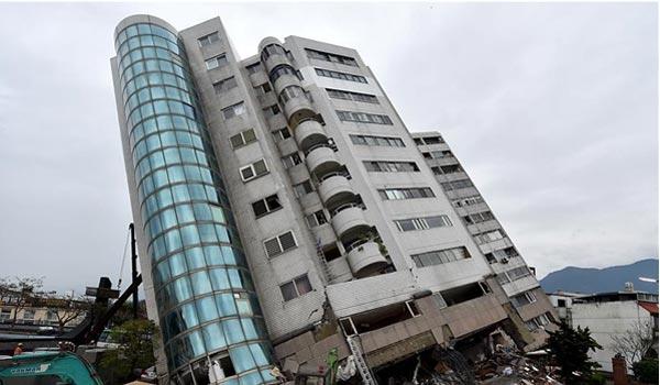 台花莲地震:265人受伤9人遇难 含3名大陆游客
