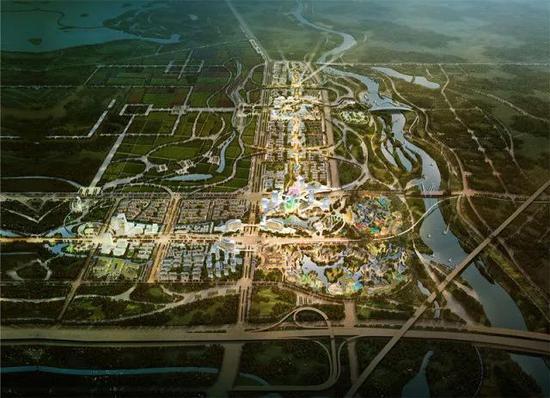 华侨城:投资670亿元 大型文旅项目落地西安