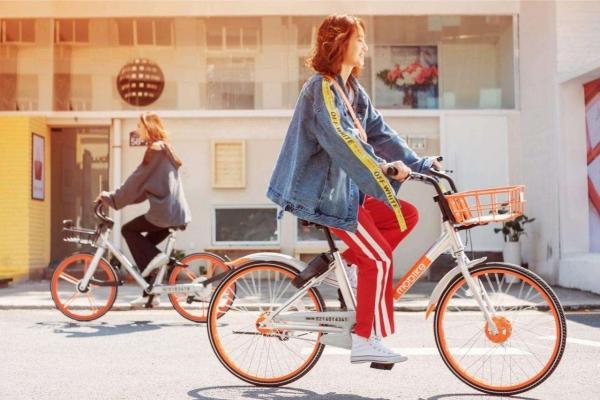 摩拜单车:2018全球春节骑行大数据报告