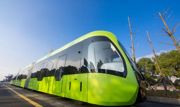 中国中车:中体量交通解决方案智轨是什么鬼?