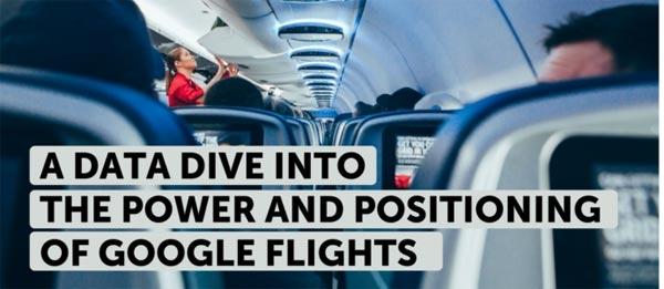 Google Flights:科技巨头会和OTA抢生意吗