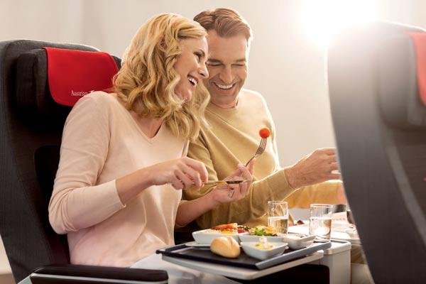 奥地利航空:长途航班现均已推出优选经济舱