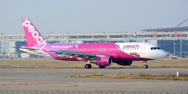 乐桃与香草航空:二者将合并组建日本最大廉航