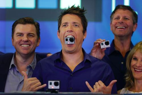 GoPro:急于出售公司,但没有任何人感兴趣