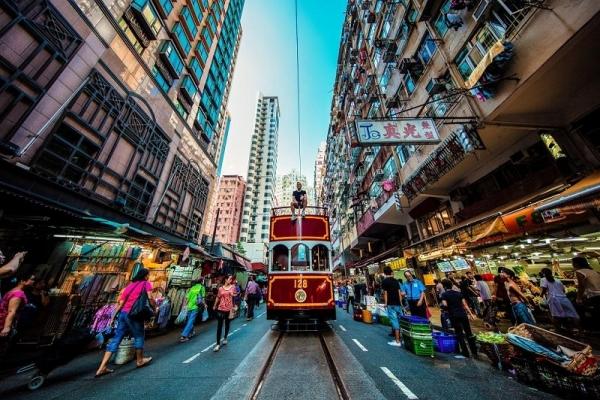 """戴斌:""""一带一路""""助力香港旅游业可持续发展"""